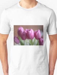 Pretty pink tulips T-Shirt