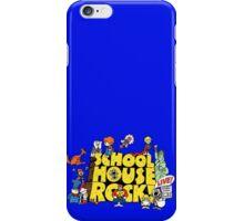 Schoolhouse Rock! iPhone Case/Skin