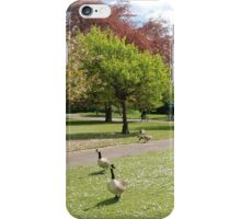 The Summer At Perry Barr 7 iPhone Case/Skin