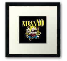 NIRVANO B Framed Print