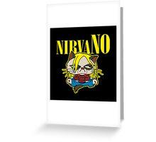 NIRVANO B Greeting Card