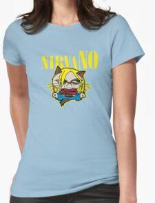 NIRVANO B Womens Fitted T-Shirt