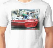 Making the Boat Shipshape Unisex T-Shirt
