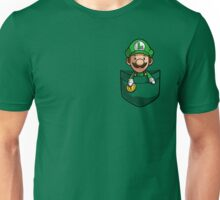Pocket Luigi Unisex T-Shirt