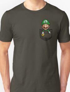 Pocket Luigi Unisex T-Shirt
