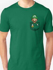 Pocket Luigi T-Shirt