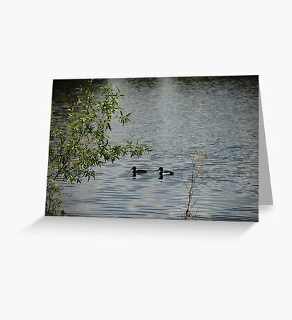 The Summer At Perry Barr 8 Greeting Card