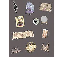 Harry Potter and the Prisoner of Azkaban inspired poster Photographic Print