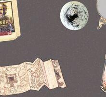 Harry Potter and the Prisoner of Azkaban inspired poster Sticker