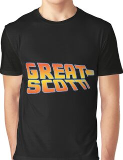 Great Scott! (Back To The Future) Graphic T-Shirt