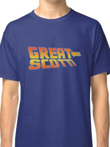 Great Scott! (Back To The Future) Classic T-Shirt