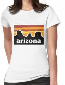 ARIZONA Womens Fitted T-Shirt