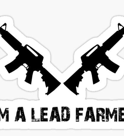 Lead Farmer (Tropic Thunder) (Robert Downey) Sticker