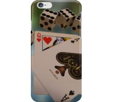 Some Guys Have All The Luck iPhone Case/Skin