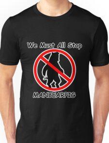 MANBEARPIG (South Park) (Al Gore) Unisex T-Shirt