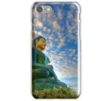 Jade Buddha for Universal Peace iPhone Case/Skin
