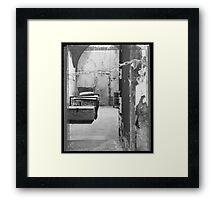 Eastern State Penitentiary Framed Print