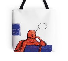 the monk's thoughts Tote Bag