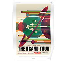 The Grand Tour - NASA Travel Poster Poster