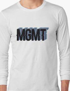 MGMT Original Logo Long Sleeve T-Shirt