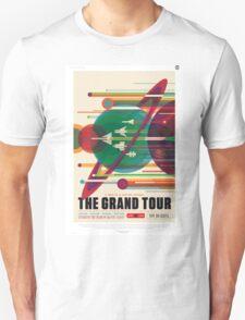 The Grand Tour - NASA Travel Poster T-Shirt