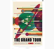 The Grand Tour - NASA Travel Poster Unisex T-Shirt