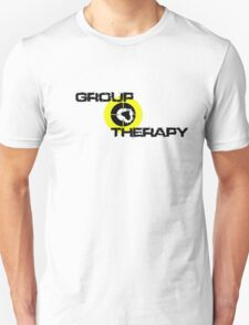 Group Therapy - black text  T-Shirt