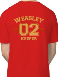 Weasley - Keeper Classic T-Shirt