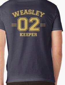 Weasley - Keeper Mens V-Neck T-Shirt