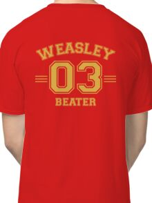 Weasley - Beater Classic T-Shirt