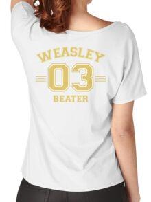 Weasley - Beater Women's Relaxed Fit T-Shirt