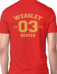 Weasley - Beater Unisex T-Shirt