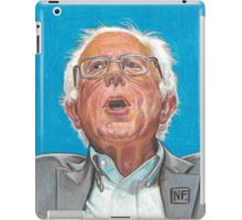 Senator Bernie Sanders Candidate for the Democratic nomination for President of the United States iPad Case/Skin