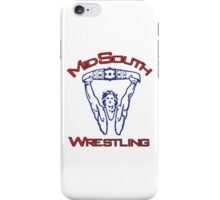 Mid-South Championship Wrestling iPhone Case/Skin