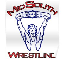 Mid-South Championship Wrestling Poster