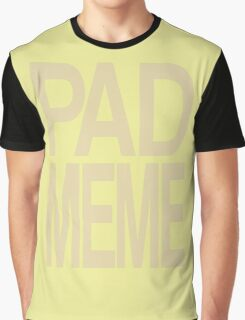 Padmeme Amidala Graphic T-Shirt
