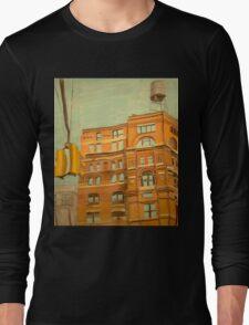 Franklin St. Traffic Light Long Sleeve T-Shirt
