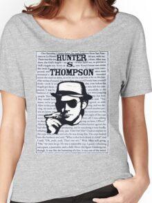 Hunter Stockton Thompson. Women's Relaxed Fit T-Shirt