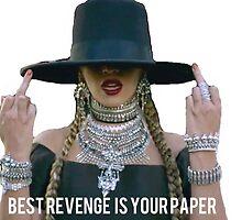 Best Revenge by katietruppo