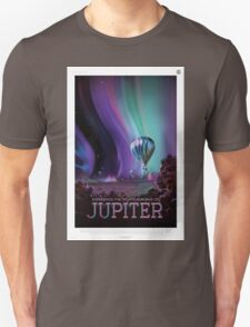 Jupiter - NASA Travel Poster T-Shirt