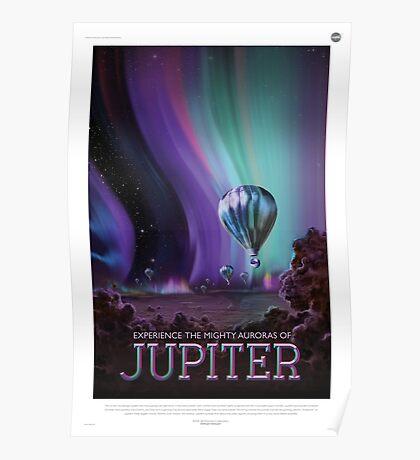 Retro NASA Space Poster - Jupiter Poster