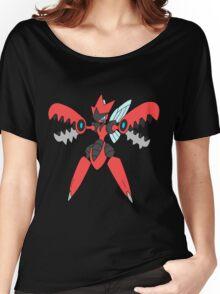 Pokemon- Mega Scizor Women's Relaxed Fit T-Shirt