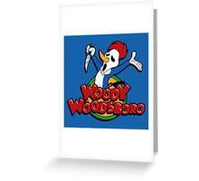 Not your cartoon character Greeting Card