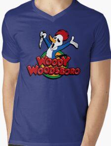 Not your cartoon character Mens V-Neck T-Shirt