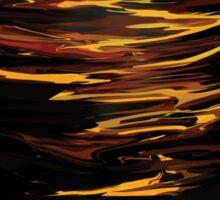 Titan: Ride the Tides Through the Throat of the Kraken Sticker