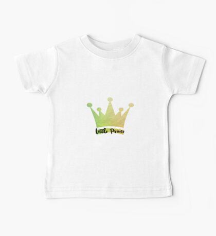 Mommy's Little Prince Baby Tee