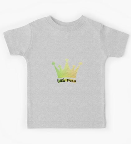 Mommy's Little Prince Kids Tee