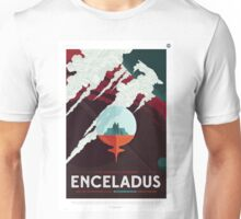 Visit Beautiful Southern Enceladus Unisex T-Shirt