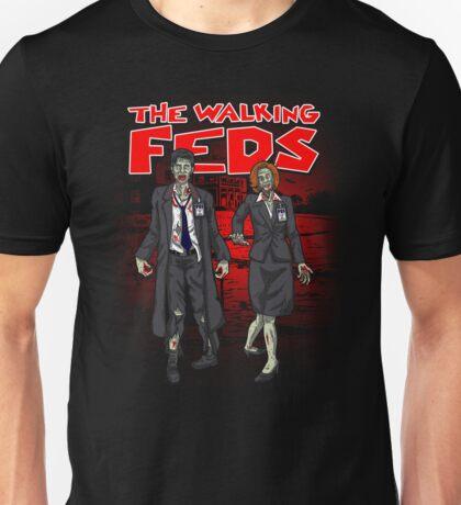 Zombie Feds Unisex T-Shirt