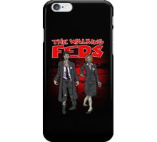Zombie Feds iPhone Case/Skin